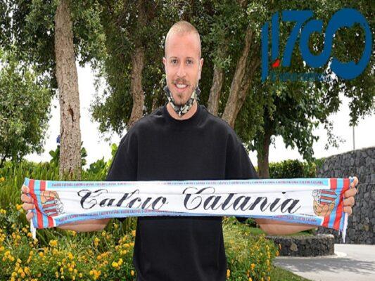 Nuovo volto in casa Catania: dalla Virtus Francavilla arriva Alessandro Albertini