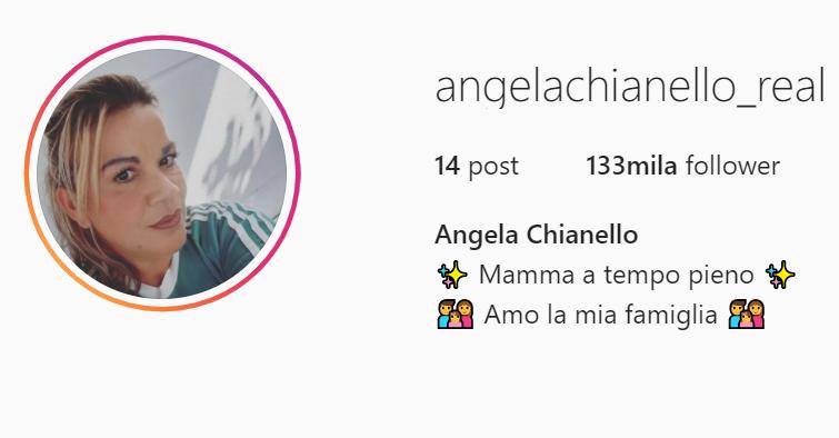"""Da """"non ce n'è Coviddi"""" a Instagram, Angela Chianello diventa social: 133mila followers in poche ore"""