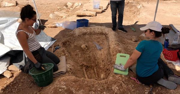 Scavi archeologici nel Ragusano, ricostruito in 3D il cranio di una donna