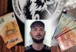 Carabinieri nascosti tra i clienti dei pusher, fuggi fuggi in via Capo Passero: 28enne si consegna spontaneamente