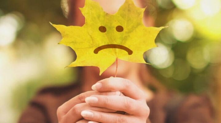 """Addio estate, """"benvenuto"""" autunno: scopriamo con la psicologa Ines Catania il Disturbo Affettivo Stagionale"""