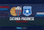 """Claiton salva il Catania dalla sconfitta, al """"Massimino"""" è 1-1 con la Paganese – RIVIVI LA CRONACA"""