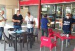 Controlli a Catania, chiusi locali e distributore di benzina: assembramenti senza mascherine e orari non rispettati