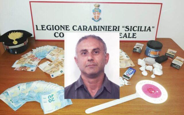 """Da San Giovanni La Punta ad Acireale per vendere """"pippotti"""": blitz in casa, arrestato Sebastiano Saraceno"""