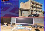 """Catania, in via Palermo lo """"stabile della droga"""": i militari si sostituiscono al pusher, spacciatore in manette"""