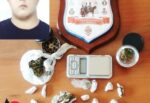 Servizio antidroga nel Catanese, un arresto e due denunce