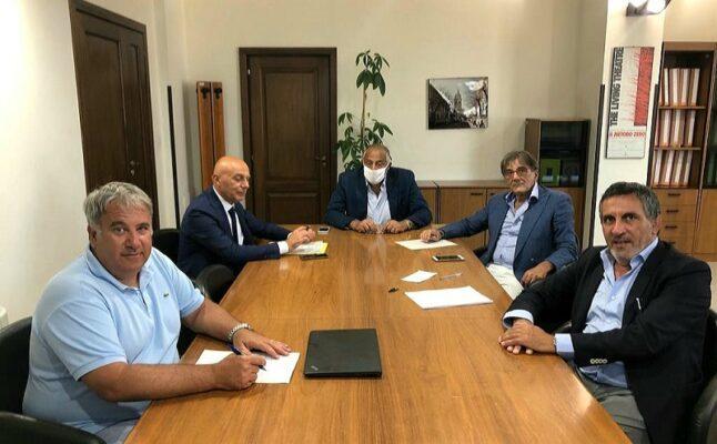 Vertice E.R.S.U. con i presidenti siciliani. In cantiere progetto internazionale: le iniziative discusse