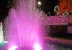 """""""LILT for Women 2020"""", monumenti in rosa nel Catanese per ricordare l'importante della prevenzione nella lotta contro il cancro al seno"""