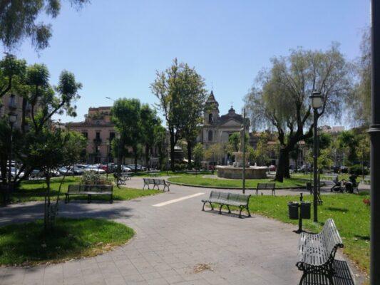 "Catania, restyling di piazza Cavour. Presidente Ferrara: ""Rinascita di una piazza importante"""