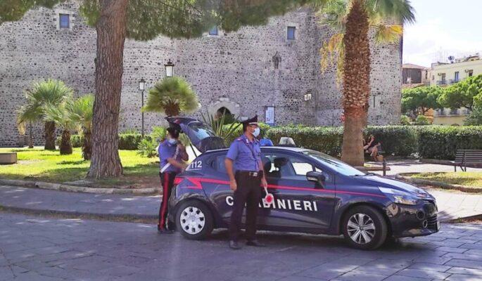 Parcheggiatori abusivi a Catania, nuova stretta dei carabinieri: denunciato un pregiudicato
