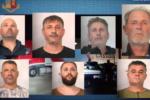 Catania, come in un film: autista di Tir sequestrato in un capannone. Blitz, 7 arresti – NOMI, FOTO, VIDEO