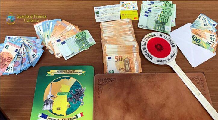 Posto di blocco a Catania, arrestato l'usuraio Nunzio Comis: soldi in auto, vittima un imprenditore catanese