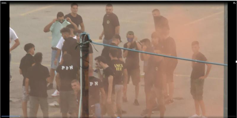 Vìolano le prescrizioni imposte dal DASPO: arrestati quattro giovani sorpresi nei pressi dello stadio