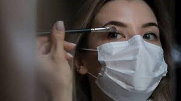 Make up e mascherine, un'alternativa chiave di lettura del dispositivo di protezione individuale