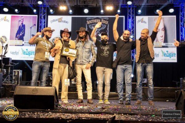 """Il rock dei """"Southern Dukes"""" vince Risuoni 2020"""