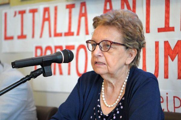 """Addio a Carla Nespolo, presidente Anpi nazionale. """"Lasci un vuoto profondissimo, non ti dimenticheremo mai"""""""