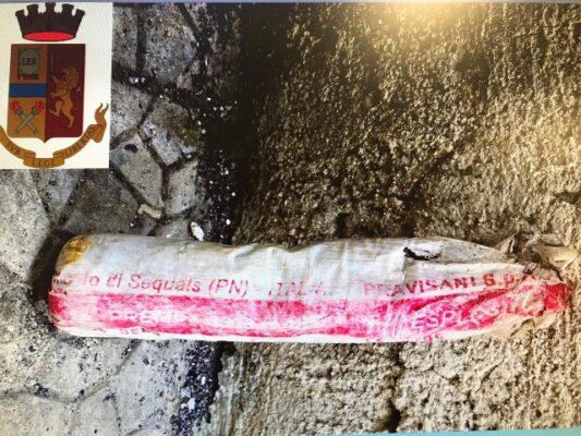 Nasconde esplosivo di ultima generazione pronto all'uso in garage: ai domiciliari un 48enne