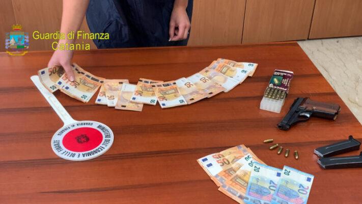 Coronavirus, ristoratore catanese finisce nelle mani dell'usura: arrestato 33enne, denunciato il padre