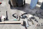 """Furto aggravato di materiale ferroso, ladri """"attrezzati"""" per lo scasso: 2 in manette"""