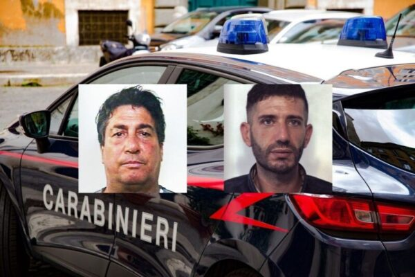 Plurime violazioni di domicilio e furto: arrestati due uomini dai carabinieri di Catania Nesima
