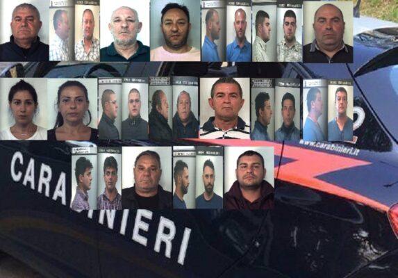 """Catania, operazione """"Jukebox"""". La rapina dopo il mancato pagamento del pizzo: 18 indagati del clan Assinnata – VIDEO"""