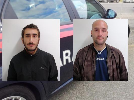 Rubano gioielli in abitazione privata durante il lockdown: due arresti – NOMI e FOTO