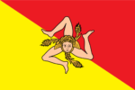 """La bandiera siciliana e le sue """"sorelle"""", la triscele sui drappi d'Europa tra mistero e suggestione"""