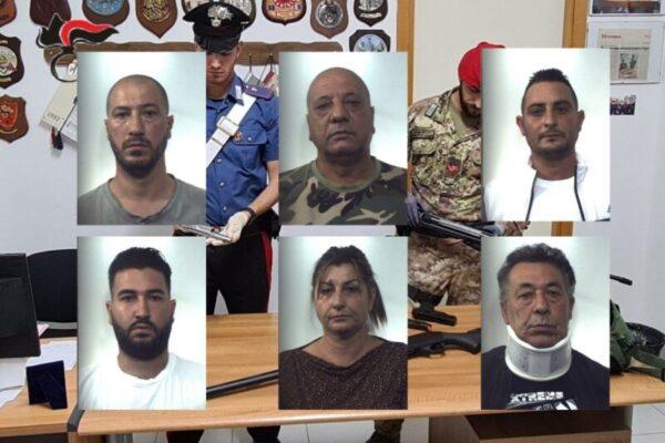 Sparatoria nel Siracusano, scatta il fermo per sei presone: NOMI, FOTO e VIDEO