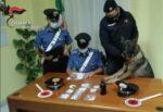 Operazione dei carabinieri: arrestato spacciatore, multe per oltre 5mila euro