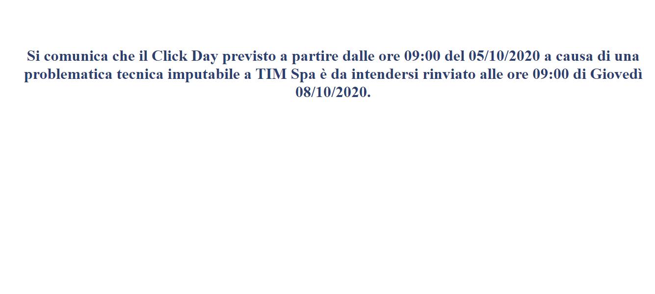 Bonus Sicilia, il Click Day è un enorme flop: sito irraggiungibile e incentivi rinviati a giovedì 8 ottobre