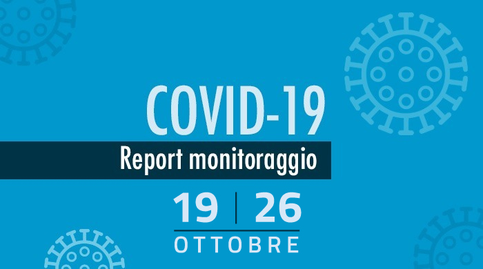 Coronavirus in Italia, il report settimanale: epidemia in peggioramento e rapida evoluzione verso lo scenario 4