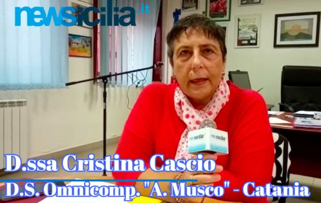 Il Liceo Angelo Musco di Catania e la didattica a distanza – L'INTERVISTA