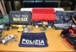 Da Catania a Ragusa per rubare nei furgoni delle ditte edili: arrestato catanese 46enne