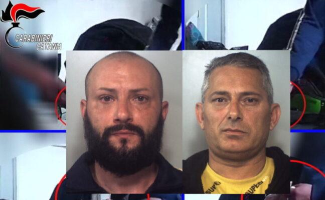 """Denaro per """"protezione"""" e mantenimento mafiosi in carcere: vittime i commercianti di Misterbianco, un arresto e un fermo"""