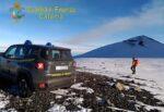 Escursioni sull'Etna, violate le ordinanze dei sindaci: 14 guide denunciate