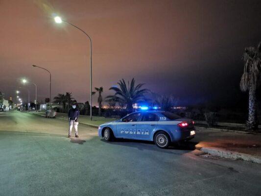 Incessante attività della Polizia di Stato per il rispetto delle misure restrittive: controlli a persone, mezzi e attività commerciali