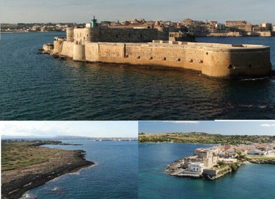 Linea Blu racconta la Sicilia orientale: tour delle meravigliose coste siracusane tra Brucoli e Ortigia