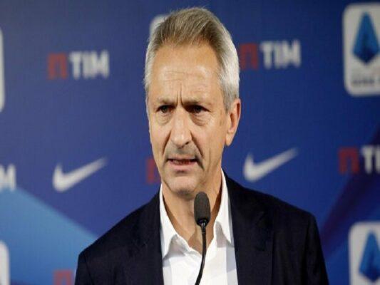 Presidente Lega Serie A Dal Pino positivo al Covid: è in isolamento domiciliare