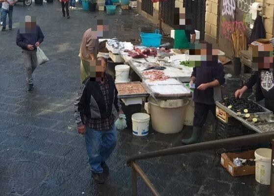 """Dalla Pescheria alla Fiera, i mercati storici catanesi si """"attrezzano"""" contro il Coronavirus: nuovo piano di sensibilizzazione – DETTAGLI"""