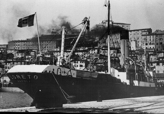 Affondamento piroscafo Loreto, martedì cerimonia commemorativa per il 78esimo anniversario della tragedia