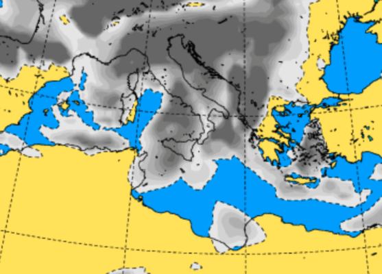 Non si ferma il maltempo in Sicilia: domani temporali, forte vento e possibili grandinate