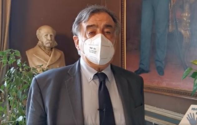 """Annullata la Mezza Maratona di Palermo, sindaco Orlando: """"Impennata della curva dei contagi"""""""