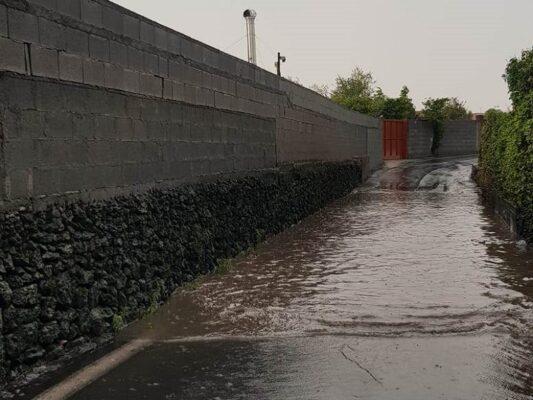 Maltempo, strade allagate a San Giovanni Galermo: il consigliere Zingale chiede un piano di pulizia