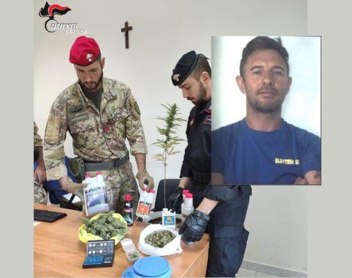 Percepisce Reddito di Cittadinanza ma spaccia marijuana: revocato sussidio ed arrestato pusher