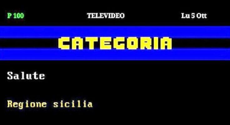 Crea finta pagina di Televideo e annuncia 50 studenti positivi nel Catanese: immagine virale, cittadini nel panico