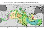 Allerta tsunami di livello rosso, Dodecaneso e Turchia a rischio: la nota dell'Ingv per l'Italia – DETTAGLI