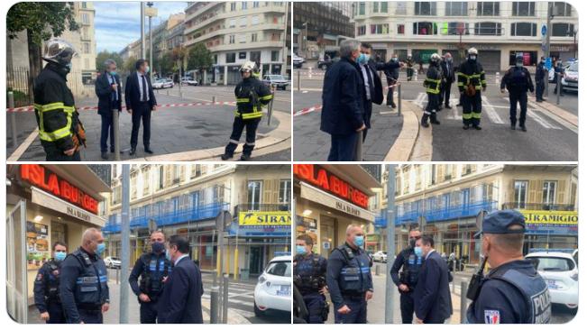 Attacco terroristico a Nizza, decapitato un uomo davanti a Notre Dame: diversi i feriti, arrestato il killer
