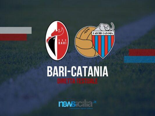 Bari-Catania 4-1: seconda sconfitta per i rossazzurri, Raffaele avrà molto da dire ai suoi ragazzi – RIVIVI LA CRONACA