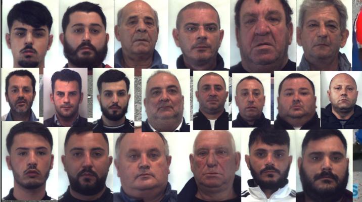 """Operazione """"Resilenza"""", ecco chi sono i 20 indagati che gestivano il quartiere – NOMI e FOTO"""