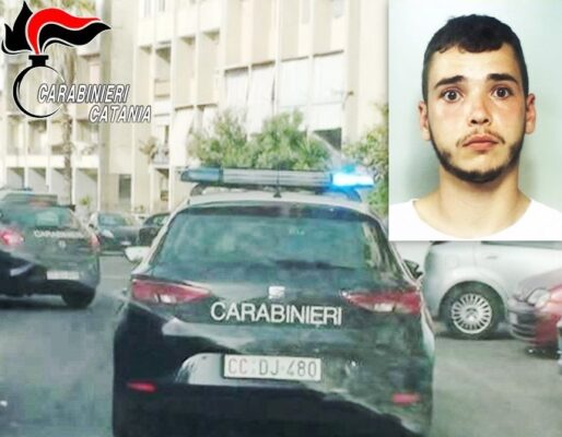 """Catania, pusher arrestato con """"kit del perfetto spacciatore"""" dopo rocambolesco inseguimento"""